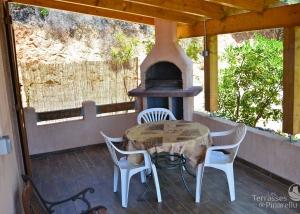 Terrasse & Barbecue A Casuccia